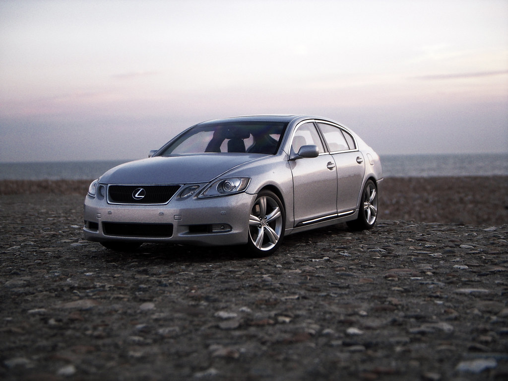 2006 Lexus GS430 (S190) 1:18 Diecast by AutoArt | Paul B