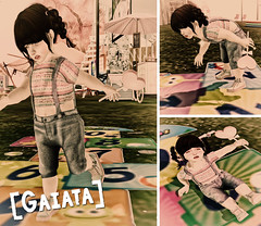 Gaiata New Pose - Amarelinha Pack