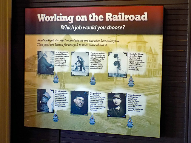 Working On The Railroad.