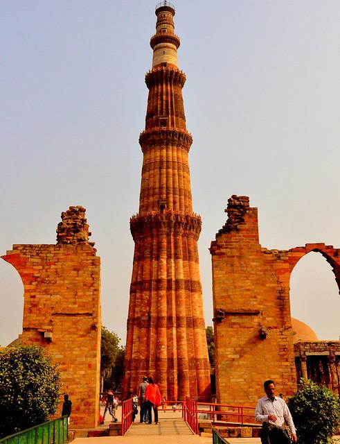 Qutb Minar- World Heritage