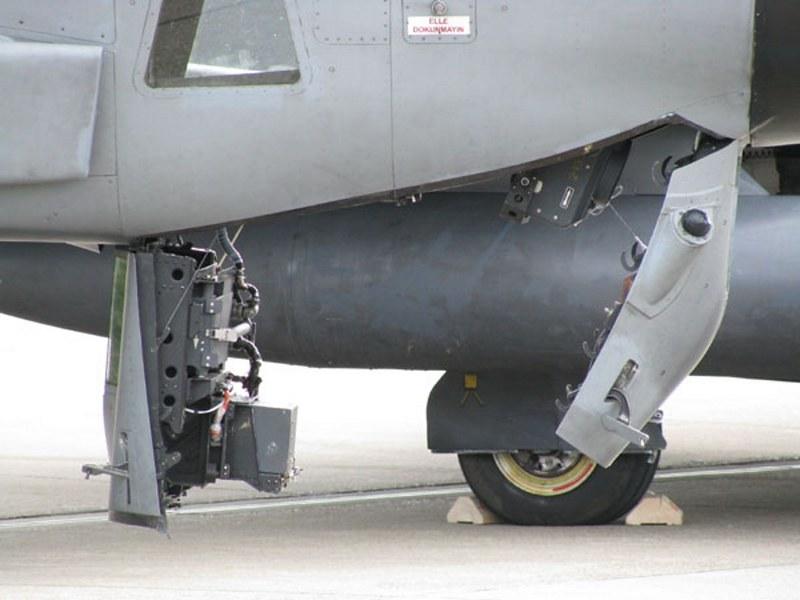 RF-4C reconnaisance Phantom 4