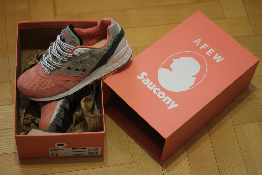 "watch f7b0f 5b4f0 Saucony x Afew Shadow Master 5000 ""Goethe"" 