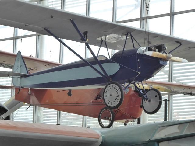 899N The Museum of Flight Boeing Field 7 November 2017