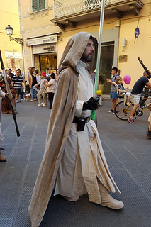 Jedi Luke Skywalker - Michele