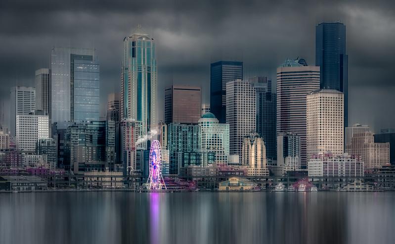 Seaside Seattle