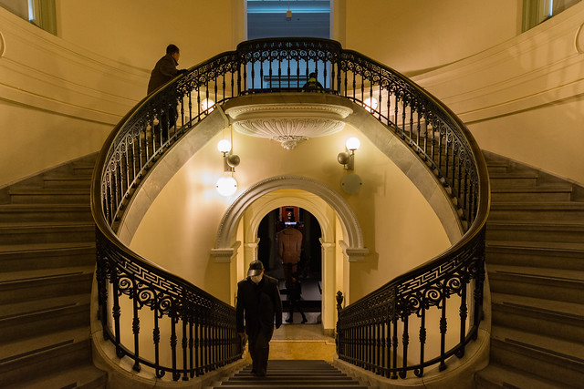 #43 Ueno Staircase