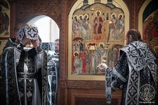 Божественая литургия 330