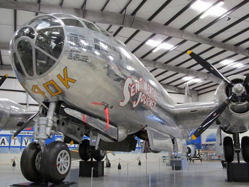 Boeing B-29 Super Fortress 3
