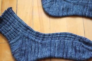 First Man Socks   by athena.