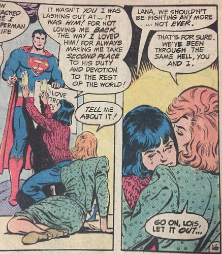 "From ""Superman"" #388, DC Comics 1983 