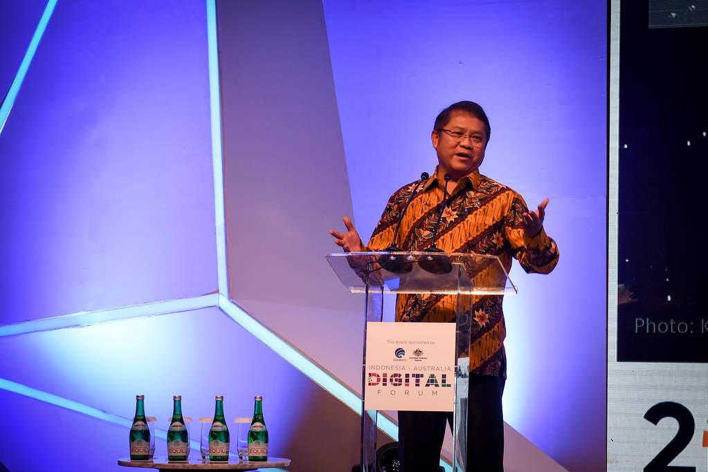 Indonesia - Australia Digital Forum 2018