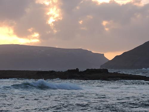 faroes seascape