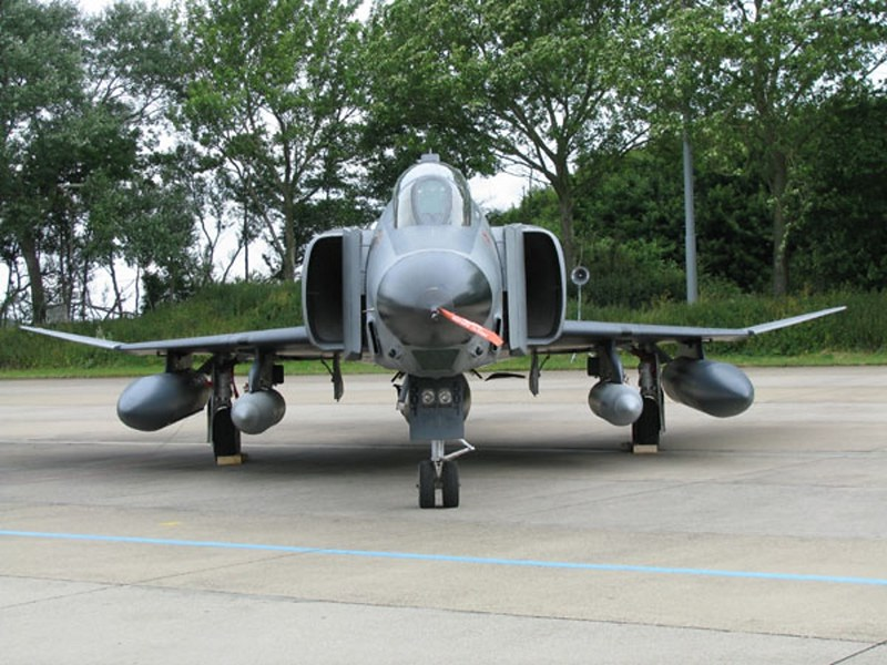 RF-4C reconnaisance Phantom 3