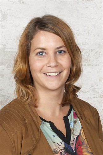 Juffrouw Anke bovenbouwcoördinator