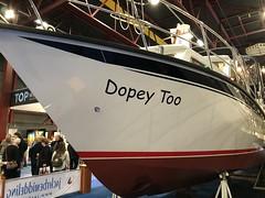za, 10/02/2018 - 12:54 - De boeg van Dopey Too