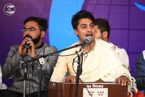 Devotional song by Vicky and Saathi from Ludhiana, Punjab