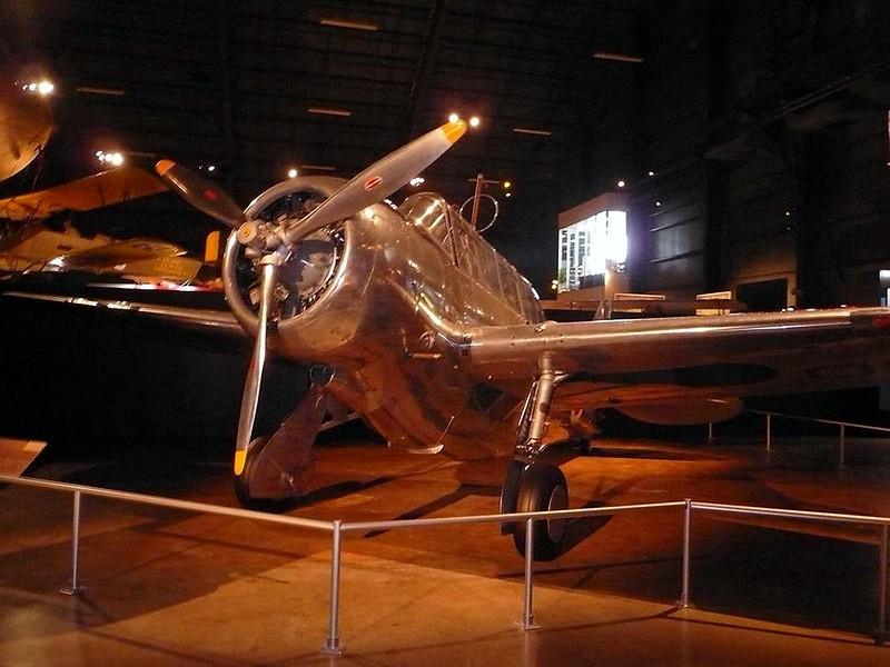 North American O-47B 1