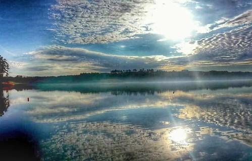 reflections northcarolina morning