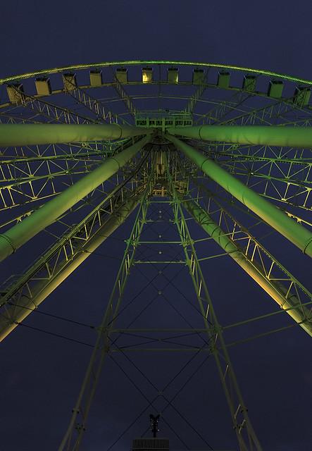 La grande roue, Montréal