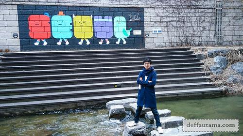 5 hari di Seoul - Cheong Gye Cheon Stream 2 | by deffa_utama