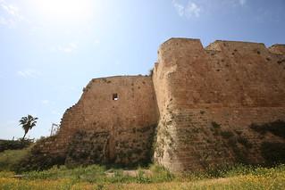 Part of Dahr el Omar's City Wall, Acre _IMG_1764_Itamar Grinberg
