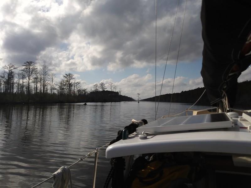 Albemarle Chesapeake Canal