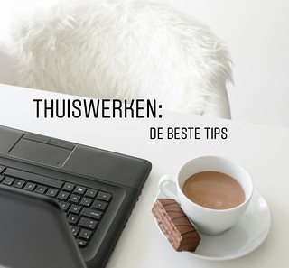 Tips thuiswerken | by Laloe.be