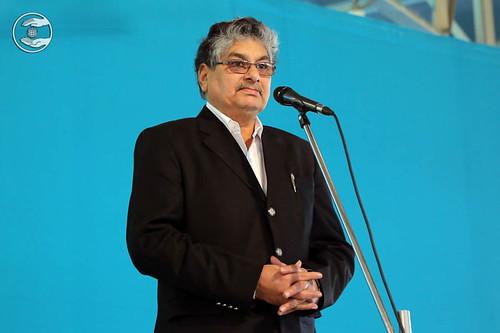 SNM Branch Sanyojak, Sunil Lanba from Vika Puri, Delhi