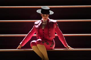 Gaëlle Arquez in Frankfurt Opera's Carmen, 2016 © Frankfurt Opera   by Royal Opera House Covent Garden