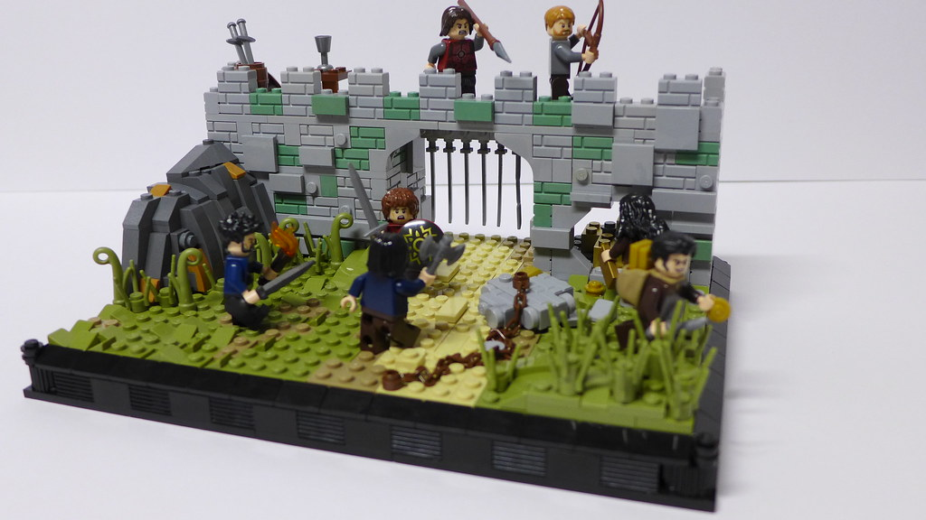 The Tourney Rd: 2 Gatehouse Raid