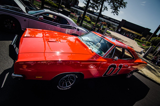 Muscle #6: '69 Charger (General Lee)