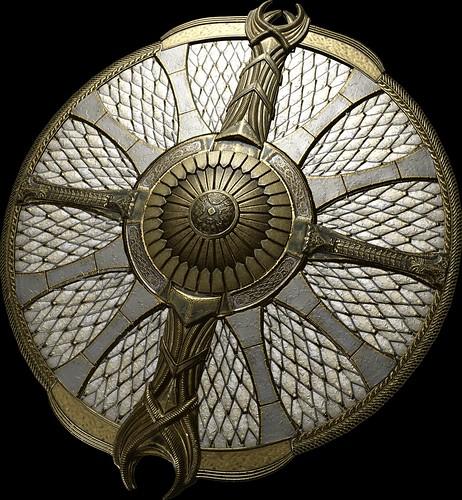 God of War (PS4) Elven Soul Shield (1) | by PlayStation.Blog