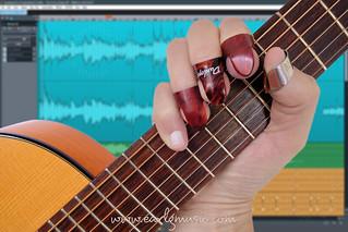 New Fingerpick Day! | by Earl Goedvolk
