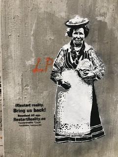Graffiti. Finlands huvudstadregionen (Esbo  och Helsingfors).