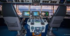 2017 - Regent Cruise - Bridgetown, Barbados - Explorer Navigation Bridge