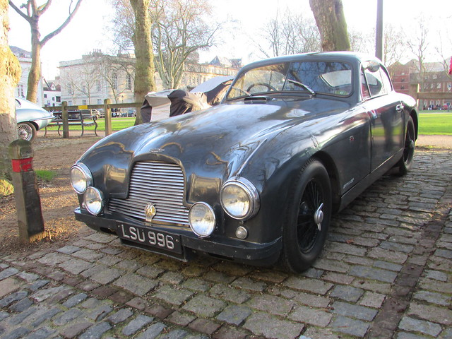 Aston Martin DB2 LSU996
