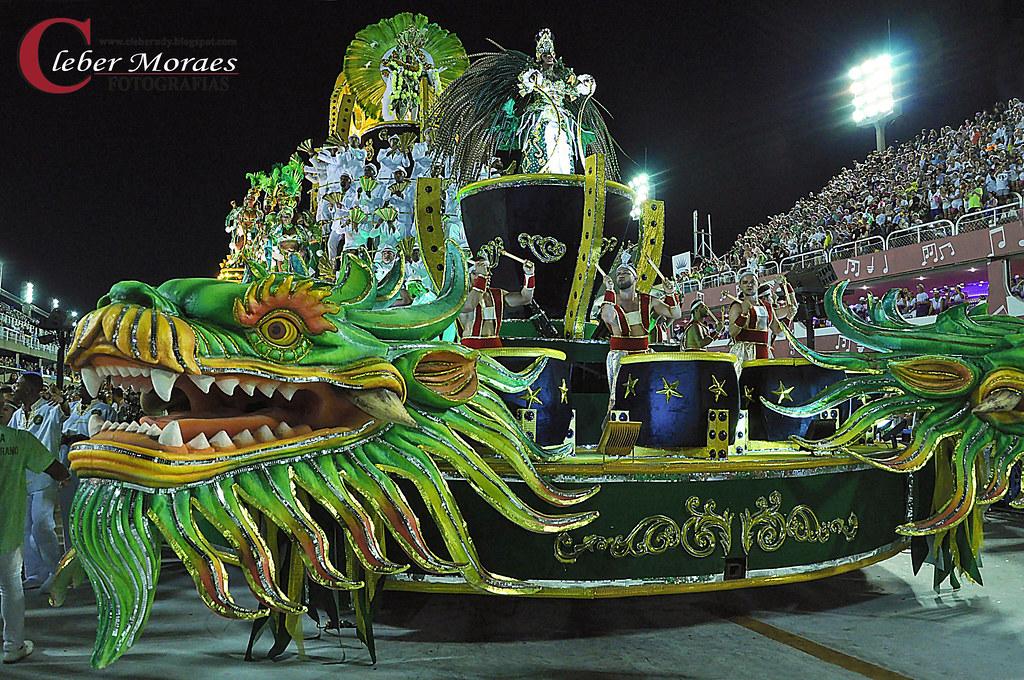 G. R. E. S. Império Serrano 3664 Carnaval 2018 - Rio de Janeiro - RJ - Brasil