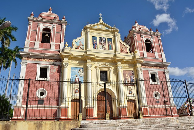 León: Iglesia El Calvario