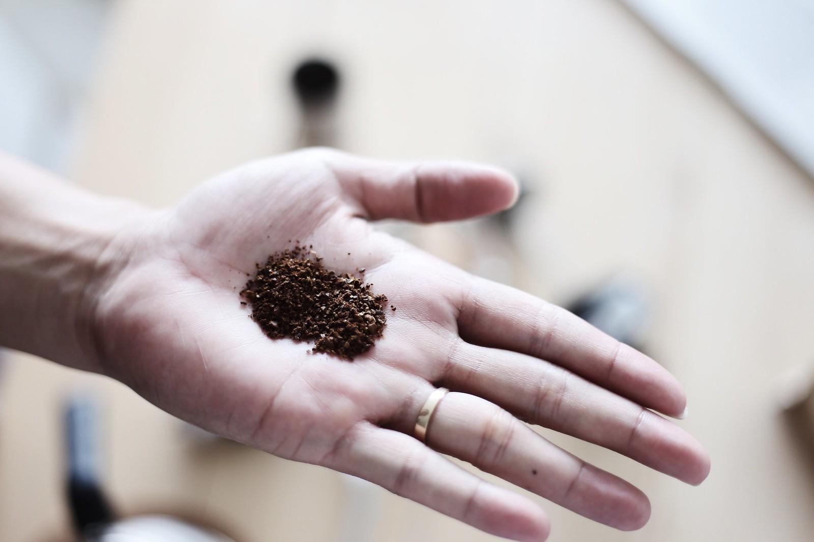 Độ nhuyễn của cà phê khi pha Frenchpress