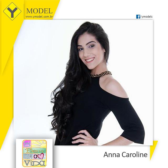 Anna Caroline - Rede Gospel - Y Model