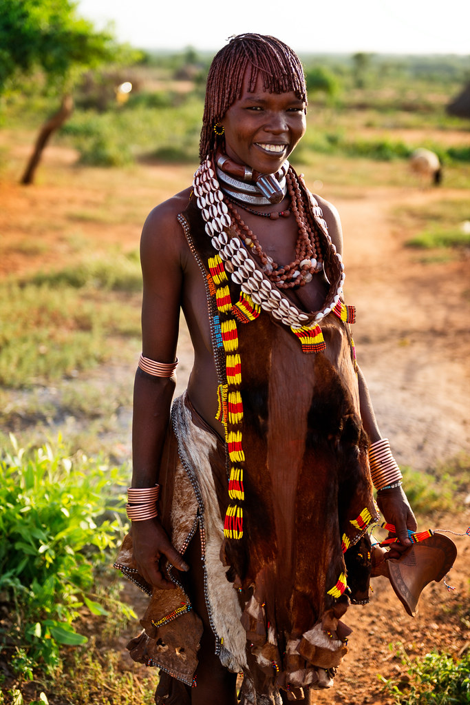 [ Hamer Tribe Woman ] Foto & Bild | africa, eastern africa