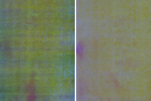 Color glitch textures   by Simon Birky Hartmann