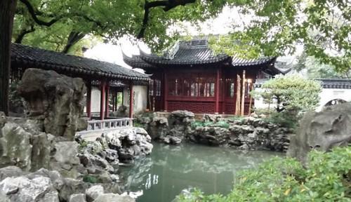 Jardin Yu à Shanghai
