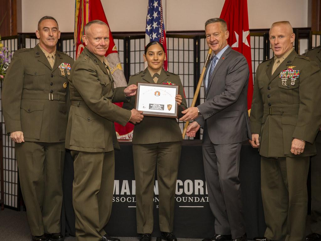 MCA&F Okinawa Professional Dinner 2018   Marine Corps Association