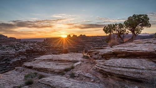 coloradoplateau usa unitedstates utah dawn landscape outdoor sunrise