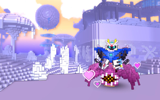 TROVE - Valentines Day Love Bug Mount