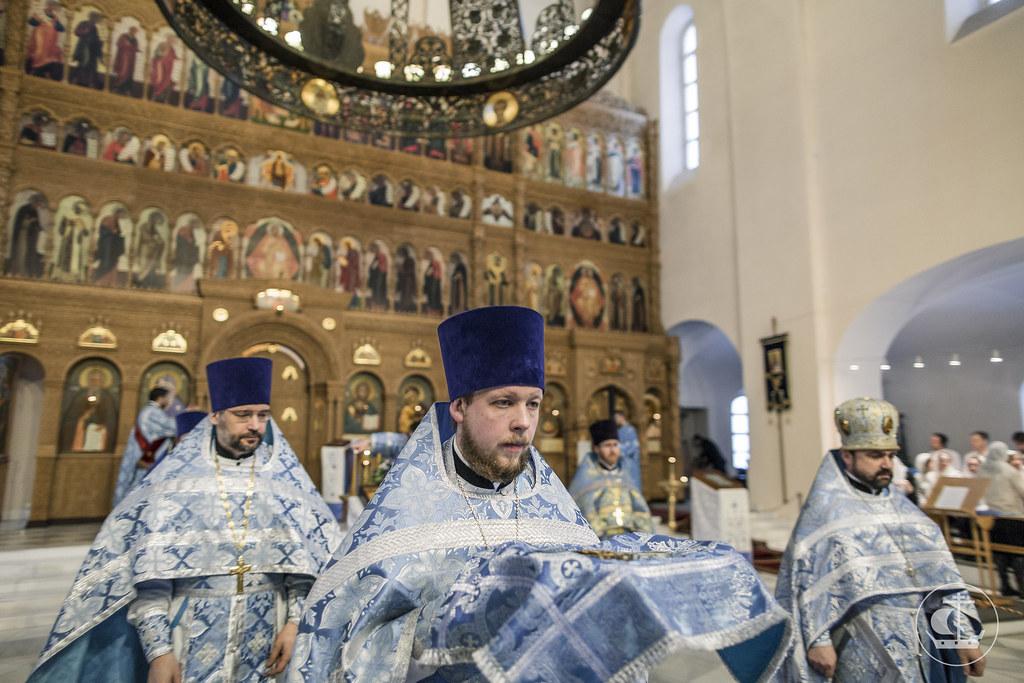 17 февраля 2018, День православной молодежи в Феодоровском соборе / 17 February 2018, The Day of Orthodox youth in the Feodorovsky Cathedral