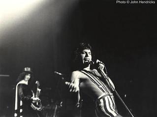 Queen live @ St. Paul - 1976