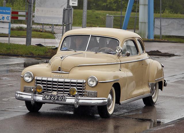Dodge Custom Club Coupé 1948* (0102)