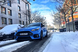 Essai Ford Focus RS Pack Performance | by dsgforever